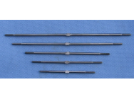 Titanium Push Rod - 4-40x100L(1pc) - MIR-C-005