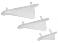 DB991 Wing Tip & Tail Skid (2ins) (2pcs) - 5513991