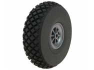 DB250DL 2.5 ins Diamond Lite Wheels (64mm) (2pcs) - 5513632