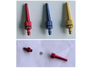 Long fuel filling nozzle with fuel filter (1 pc) - MIR-H-008