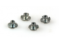 DB133 Blind Nuts 2-56 (4pcs) - 5513133