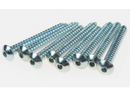 DB529 4 x 1 Button Head Screw (8pcs) - 5513534