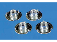 DB653 1/4 x 20 Blind Nuts (4pcs) - 5513539