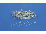 DB253 T-Pin 1.1/4in Nickel (100pcs) - 5513253