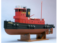 Dumas Jersey City Tug Boat Kit (1248) - 5501792