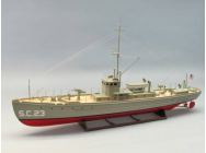 SC-1 Class Sub-Chaser Kit(1259) - 5501818