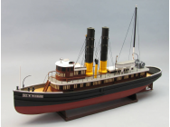George W Washburn tugboat - 5501822