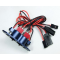 Dual Heavy Duty Switch for gasoline airplane Or - MIR-J-001-G