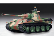 1:16 German Panther Type G (2.4GHz+Shooter+Smoke+Sound) - 4400710