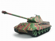 1:16 German King Tiger Porsche (2.4GHz+Shooter+Smoke+Sound) - 4400711