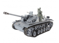 1:16 German Stug III (2.4GHz+Shooter+Smoke+Sound) - 4400713