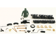 Jagd Panzer Driver and Fittings (Desert) - 4401109