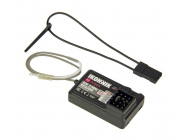 3-Channel 2.4GHz Argon (Ar) Receiver (for 1:18 Scale) - KNNS0006
