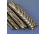 8mm I/D x 25cm Exhaust Stainless Steel Tube - 5508460