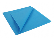 Mediterranean Blue Lightweight Tissue Covering Paper, 50x76cm, (5 Sheets) - 5525209