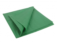 Olive Green Lightweight Tissue Covering Paper, 50x76cm, (5 Sheets) - 5525211