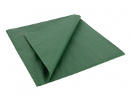 Dark Green Lightweight Tissue Covering Paper, 50x76cm, (5 Sheets) - 5525213