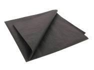Stealth Black Lightweight Tissue Covering Paper, 50x76cm, (5 Sheets) - 5525217