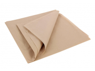 Vintage Tan Lightweight Tissue Covering Paper, 50x76cm, (5 Sheets) - 5525219