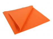 Golden Orange Lightweight Tissue Covering Paper, 50x76cm, (5 Sheets) - 5525221