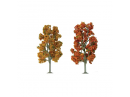 92105 Scenic Fall Sycamore, 5  to 5.5 , HO-Scale, (3 per pack) - JTT92105