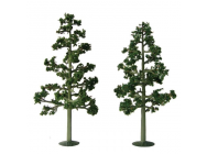 92115 Scenic Lodgepole Pine, 5.5 -6 , HO-Scale, (2 per pack) - JTT92115