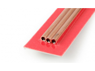 9872 4mm x .36mm Wall Copper Tube (300mm) (3) - 5546972