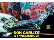 1:25 Don Garlits Wynns Charger Front Engine Rail Dragster - MPC810