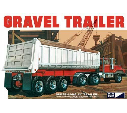 1:25 3 Axle Gravel Trailer - MPC823