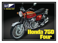 1:8 Honda 750 Four Motorcycle - MPC827