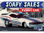 1:25 Soapy Sales Dodge Challenger Funny Car - MPC831