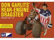 1:25 Don Garlits Wynns Charger Rear Engine Dragster - MPC868