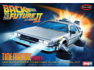 1:25 Back to the Future II Time Machine (Snap Kit) - POL925