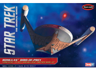 1:1000 Star Trek Romulan Bird of Prey (Snap Kit) - POL934