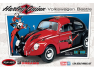 1:24 DC Comics Harley Quinn VW Bettle (Snap Kit) - POL944