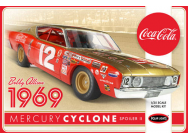1:25 Bobby Allison 1969 Coca Cola Mercury Cyclone - POL948