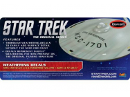1:350 Star Trek U.S.S Enterprise Weathering - MKA008