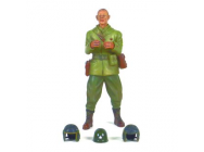 Figurine 1/16e Captain Commander A. Ross Standing - 222331006
