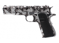 Replique GBB 1911 Custo tete de mort - AW CUSTOM - PG42465
