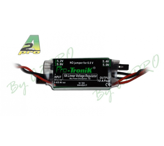 LVR 6A Regulateur de tension A2PRO - A2P-78505
