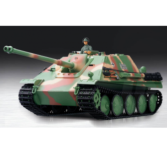 Char German Jagdpanther 1/16 RTR 2.4Ghz Sons/Fumee/billes - 4400708-COPY-1