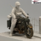Motorcycle Zundapp KS-750/1 Solo with Trooper TBC 1/16 Kit - 2222000182