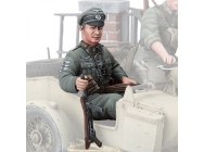 Figurine 1/16e Figure German officer - 2222000184