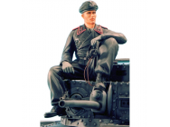 Figurine 1/16e Kit Figure German Tank Commander Sitting - 2222000154