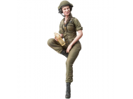 Figurine 1/16e Kit IDF FemaleTank Soldier 1 - 2222000225