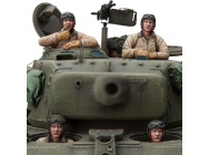 1/16 Figure Kit U. S. TankCrew Set 4 - 2222000201