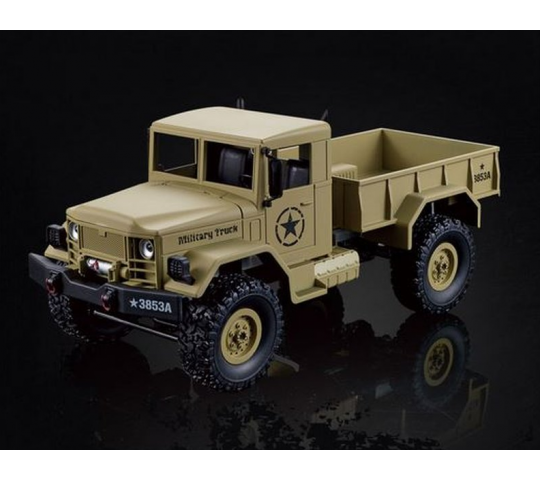 Camion Militaire US 1/16 Sand RTR - 1112438532
