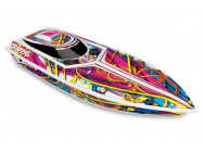 TRAXXAS Blast Offshore Colorful RTR - TRX38104-1