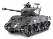 Char RC 1/16e Sherman M4A3 76mm Pro edition IR - 1114113065