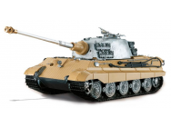 Char RC 1/16e KingTiger Henschel Turrent edition metallique non peinte BB TBC - 1110000611